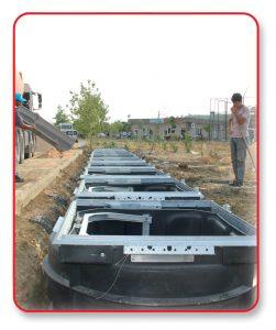 yeraltı çöp konteyneri, yeraltı çöp konteyneri bursa, yeraltı çöp konteyner sistemi, nilüfer belediyesi