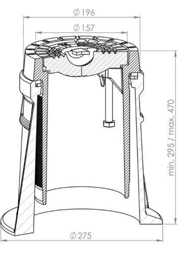 buşakle,plastik ayarlı buşakle, ayarlı buşakle, plastik buşakle,teleskop buşakle